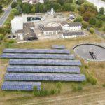 AV Schleifbach Klärwerk Solar